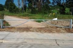 Boom gate 6.0m